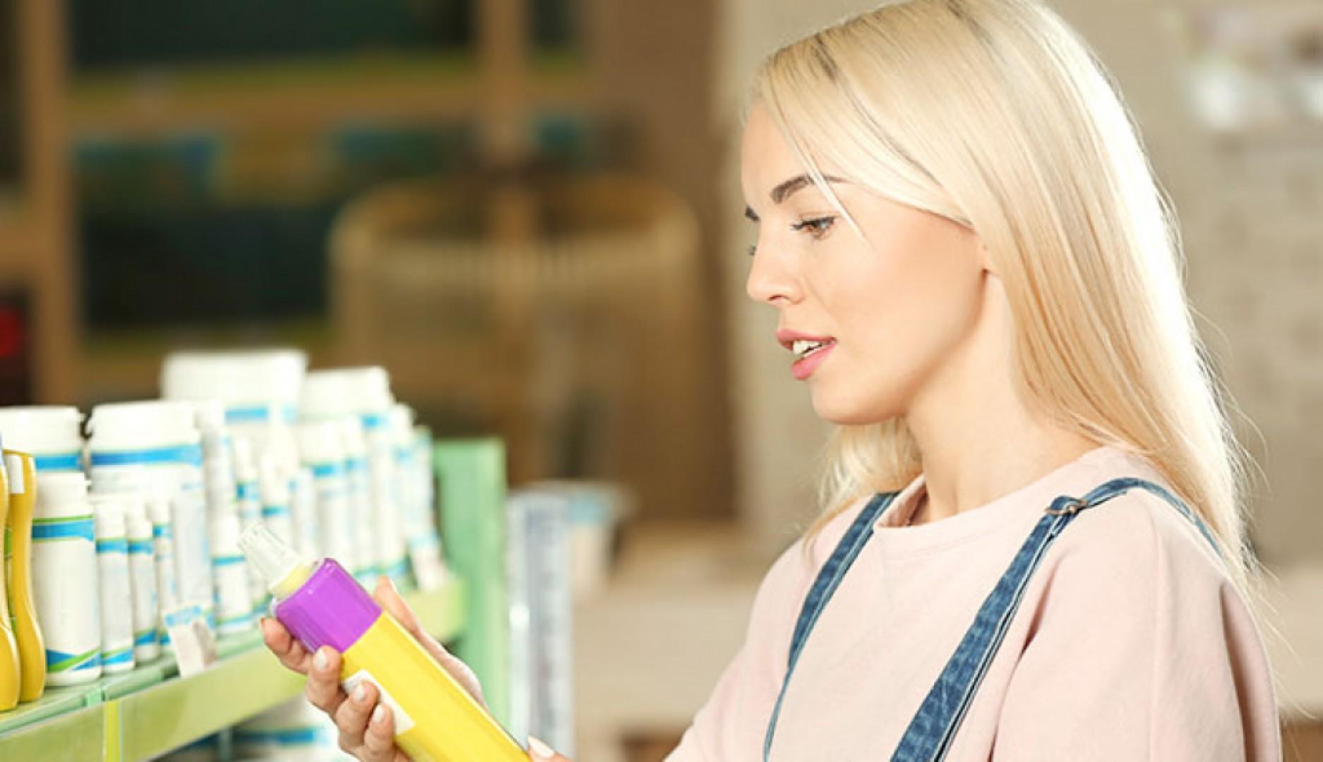 Ako si vybrať správny šampón pre vaše vlasy